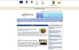 Exemplu website Manifest Media - Inclusiv