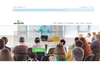 Exemplu website Manifest Media - StartUp Prois-NV